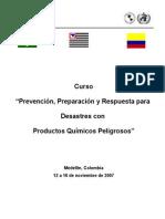 Capa Apostila Colombia