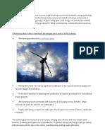 Wind,Wind turbines