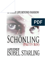 Schönling(Pretty Boy) by Isobel Starling_15% Sample