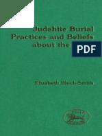 Prácticas funerarias judáicas