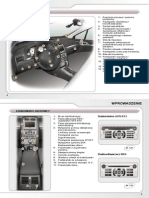 Peugeot 407 Instrukcja