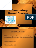 Inflammatory Bowel Disease IBD