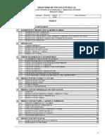 Catalogo de Codigos de Adquisiones