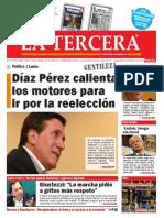 Diario La Tercera 23.02.2015