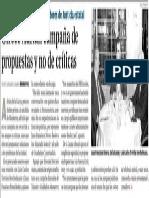 13-02-2015 Ofrece Adrián campaña de propuestas y no de críticas
