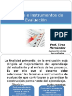 tecnicaseinstrumentosdeevaluacion-120823130506-phpapp01.ppt