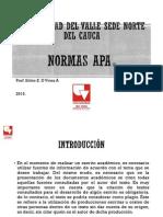 Manual abreviado de Normas APA