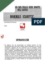 Manual abreviado Normas ICONTEC