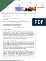 Andean Community _ Decision 486_ Common Intellectual Property Regime