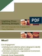 lighting fires, talk