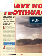 ¿Nave Nodriza en Teotihuacan R-080 Nº002 - Reporte Ovni