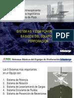 Sistemas Componentes Perfora Rotatoria