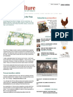 Learn Permaculture Design for Free _ Permaculture Magazine