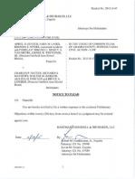 Fairfield Area School district lawsuit response