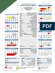 Jefferson County 2015-2016 School Calendar