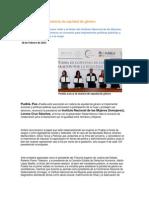 18-02-2015 Puebla Noticias - Puebla Avanza en Materia de Equidad de Género