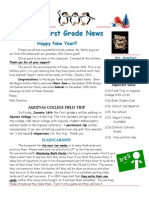 jan  9, 2015 newsletter