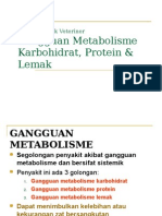 PPT Gg Metab Protein, Kh, Lipid