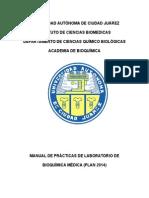 Manual Bioq. Medica Plan 2014 (1)