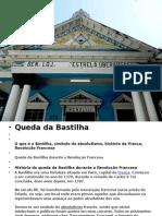 14 de Julho - Queda Da Bastilha