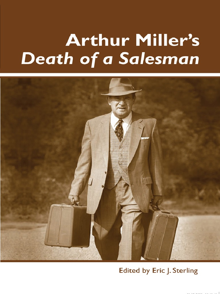death of a salesman characters