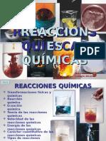 Reacciones Quimicas Trabajar