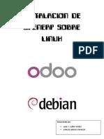 Instalación OpenERP Sobre Linux