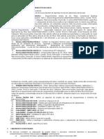 Projeto Cabeamento Estruturado - V6 Recomendações NTIC