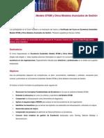 Excelencia Sostenible Modelo EFQM y Otros Modelos Avanzados de Gestion