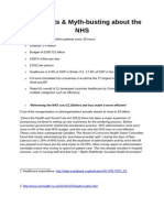 NHS Facts and Myths