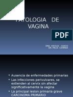 Patologia de Vagina
