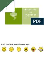 Historia de Las Emociones