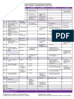 Calendar Jan-may 20151