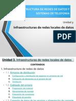 Infraestructuras de Redes Locales