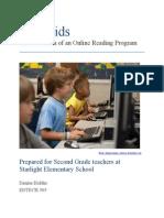 Raz-Kids Evaluation Report