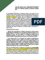 Resumen BOE de 29 de gener de 2015 - competencies - genís