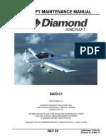 DA20-C1 AMM Rev 22
