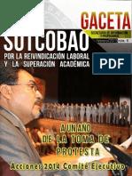 Revista SUTCOBAO no. 4