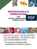 Introduccion Farmacologia i