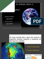 9.a Terra, Um Planeta a Proteger