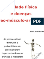 Aula 5 - Doenças Osteo-musculo-Articulares