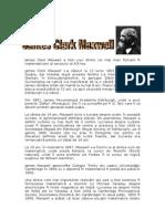 ames Clerk Maxwell Maxwell