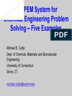 Five Problems Web