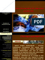 Curs Chirurgie Parodontala