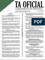 Gaceta 40.553 Comision Presidencial-para La Reducción y Racionalización Delgasto Publico