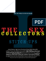 The SEX COLLECTORS - Vol 1 - 40 Page Sample for Web - 11 March 2010