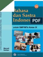 SMP Kelas 9 - Bahasa dan Sastra Indonesia