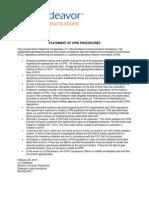 STATEMENT OF CPNI PROCEDURES 2015.pdf