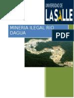 Mineria Ilegal Rio Dagua Este Si
