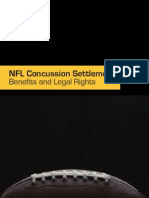 NFL Concussion Information